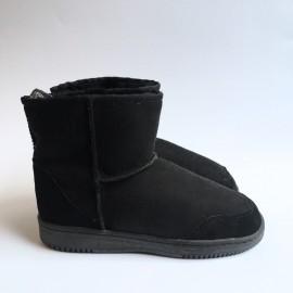 New Zealand Boots Ultra Short black OUTLET