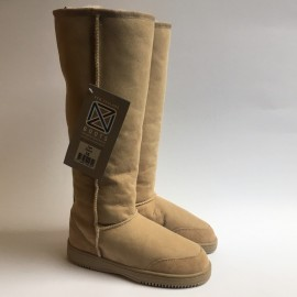 New Zealand Boots Tall sand OUTLET