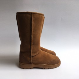 New Zealand Boots 3/4 boot cognac OUTLET